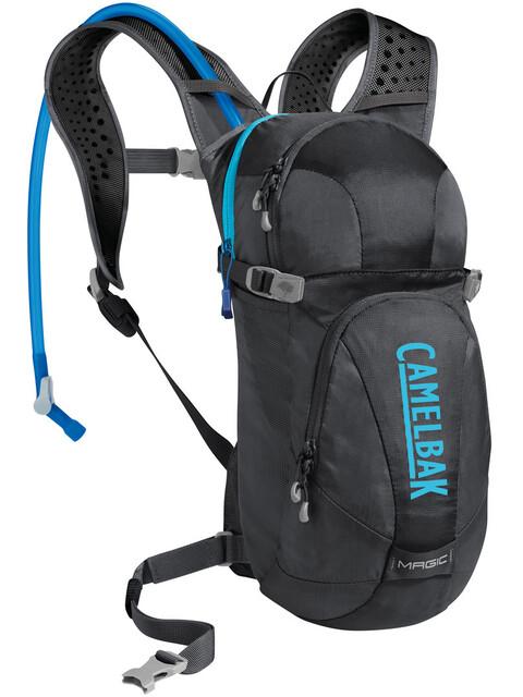 CamelBak Magic Hydration Pack Women 2l charcoal/lake blue